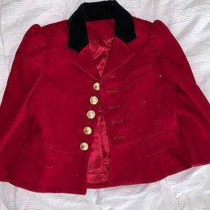 Ralph Lauren riding jacket